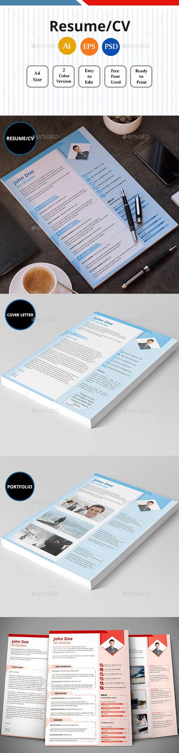ResumeCV ResumeCV Resume cv Font logo