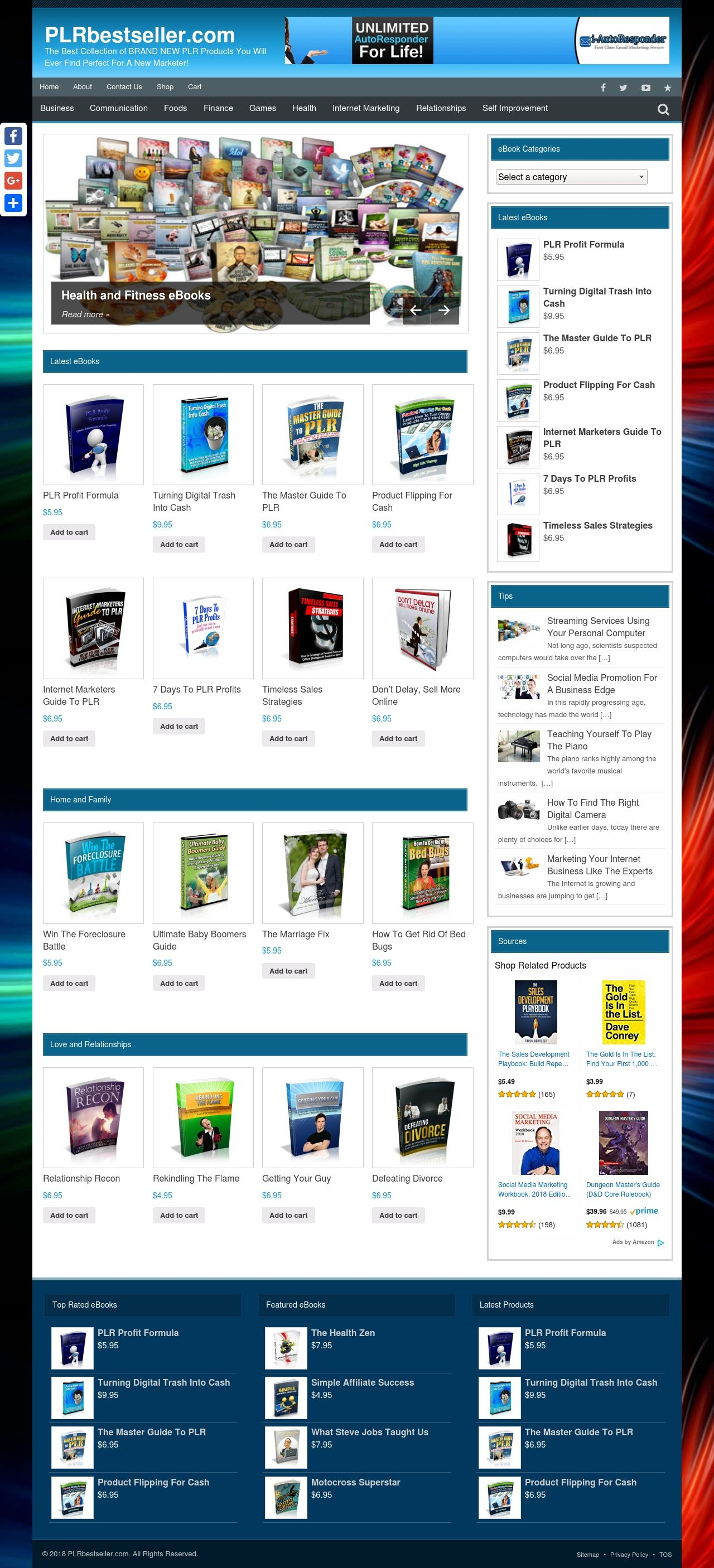 Ebook Russian Website