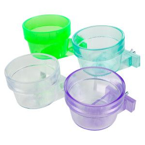 All Living Things Small Animal Crock Food Water Accessories