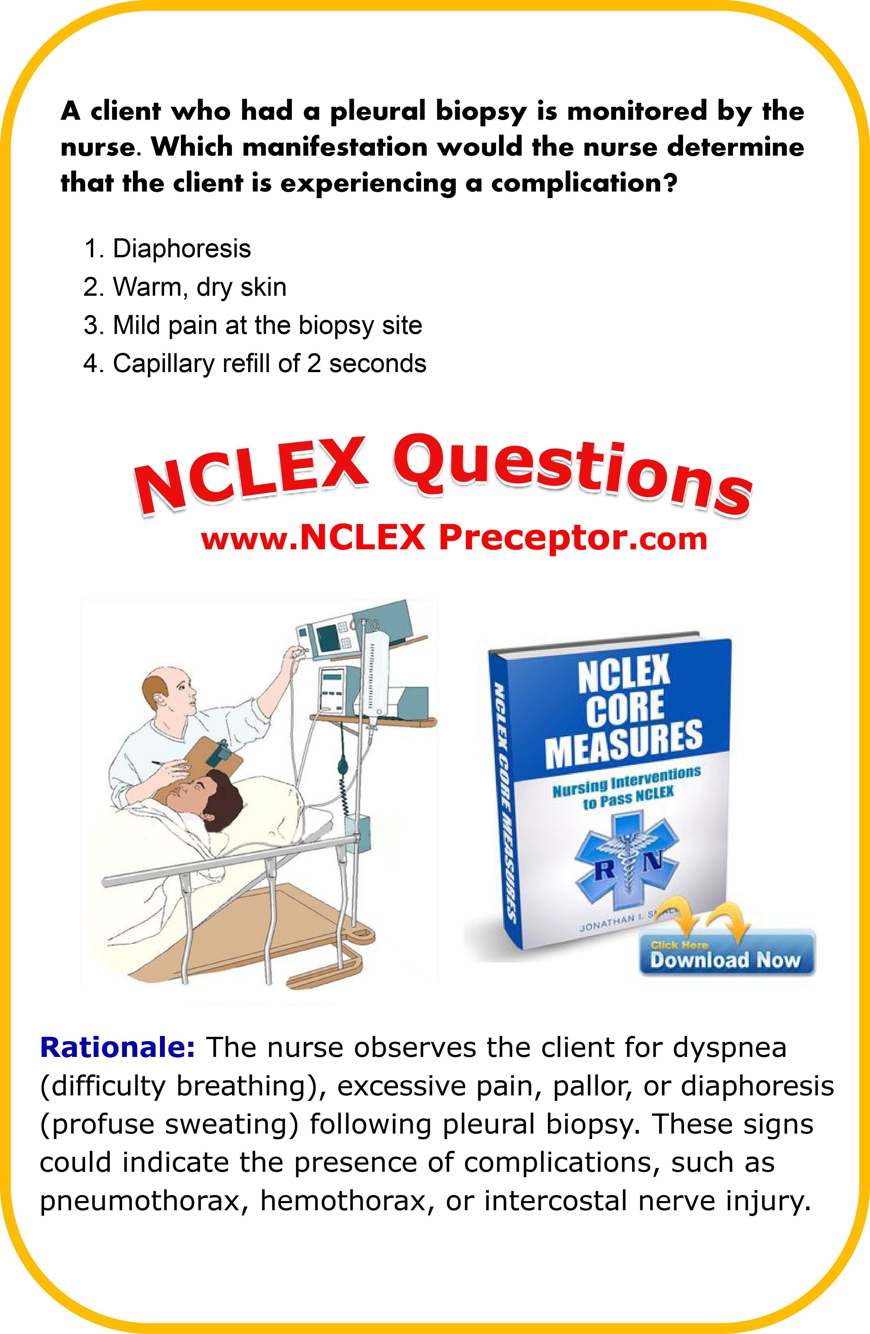 Nclex Review Questions For Nurse Rn Lexpreceptor