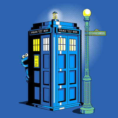 Whovian Tees! Amazing designs! $11 only! www.unamee.com.