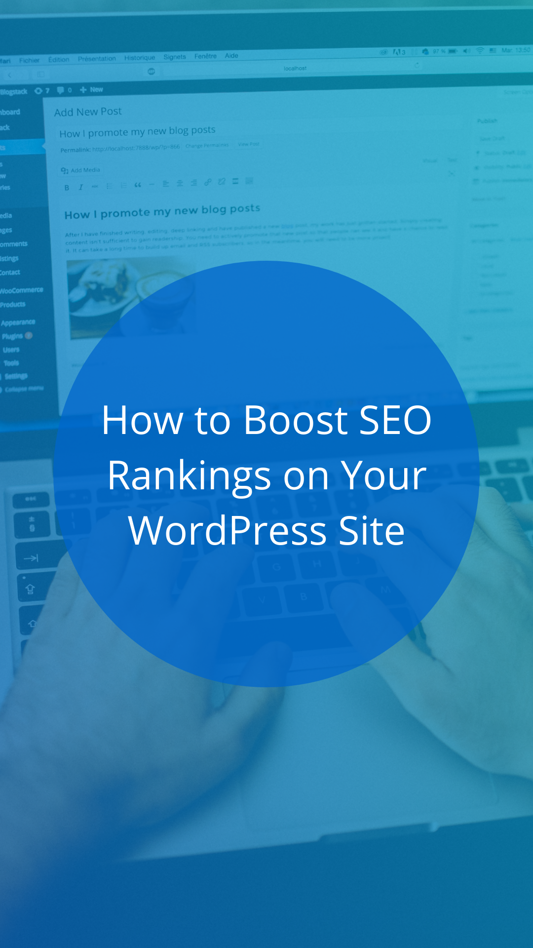 Below are some of our favorite tips for improving the SEO