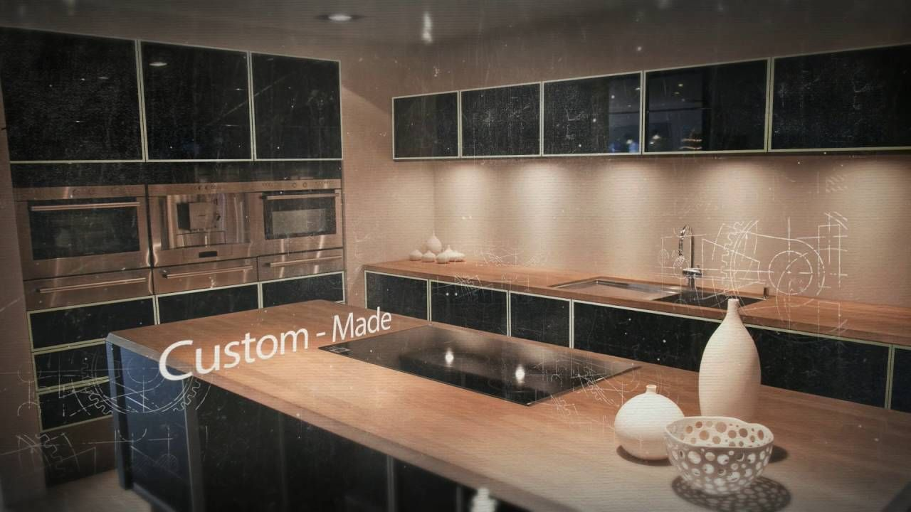 Aluminum Systems NY by Cronos Design | Aluminum Frame Kitchen Cabinet Doors