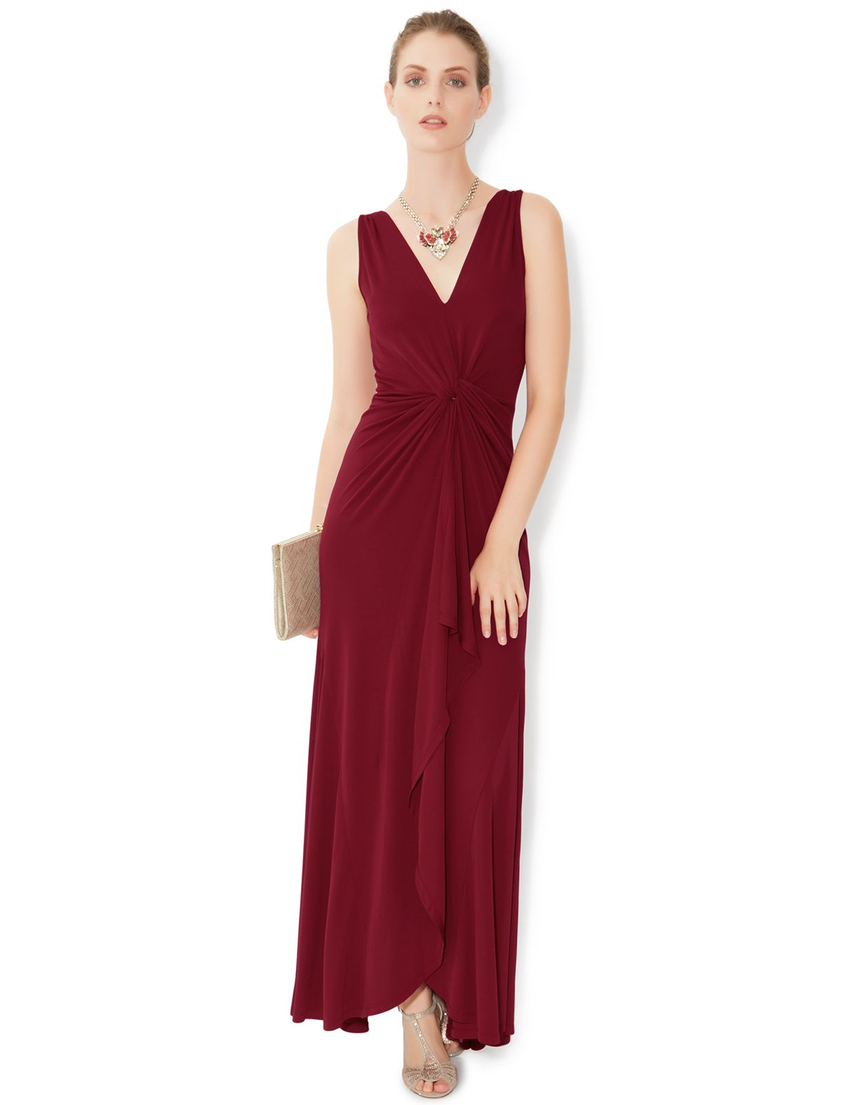 Summer dresses to wear to a wedding  Cath Maxi  Red  Monsoon  Things to Wear  Pinterest  Monsoon