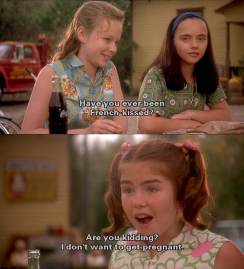 Me and my sisters watched this movie all the time