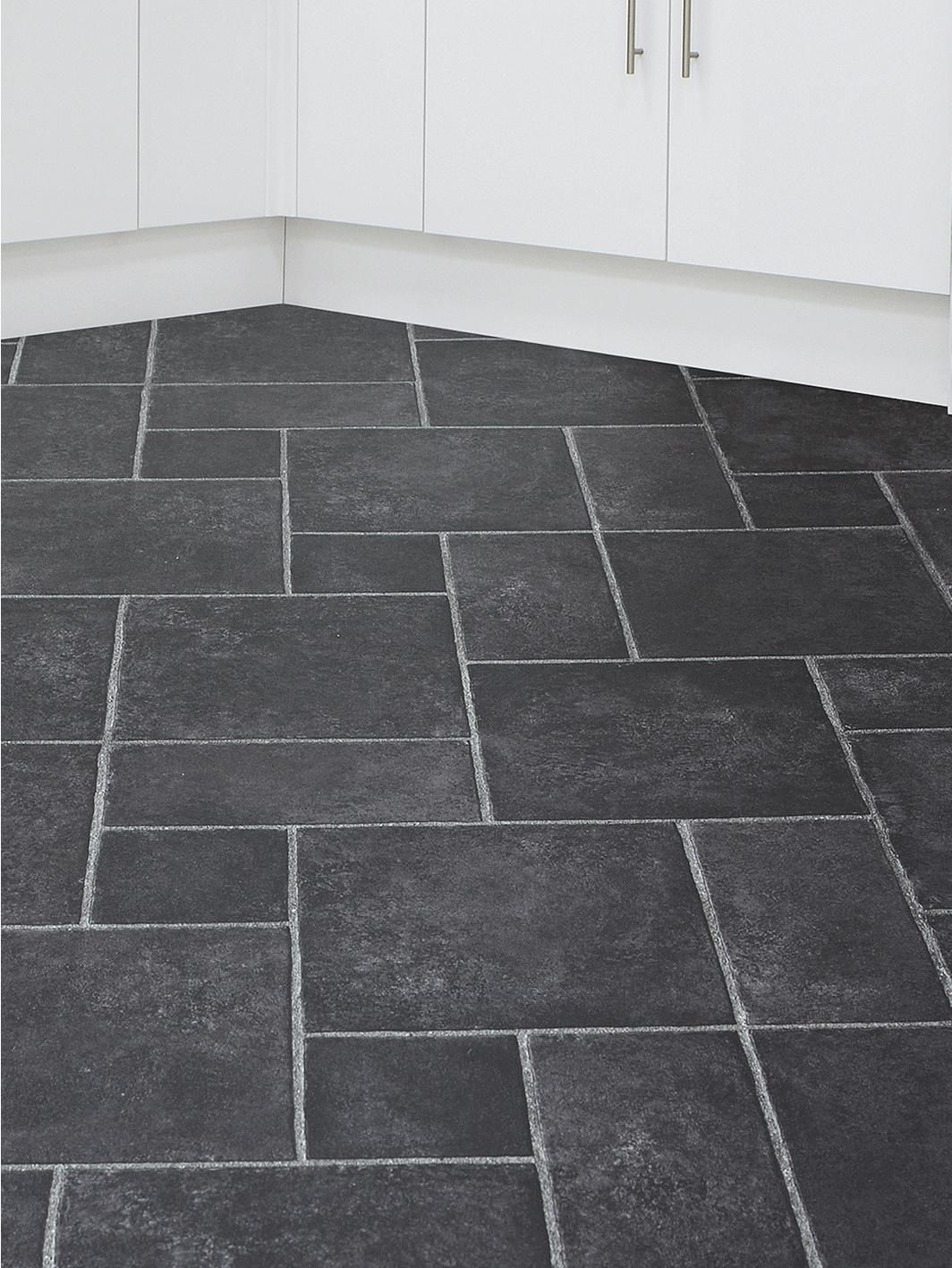 Kitchen Flooring Uk Slate Effect Cushioned Vinyl Flooring Http Wwwverycouk Slate