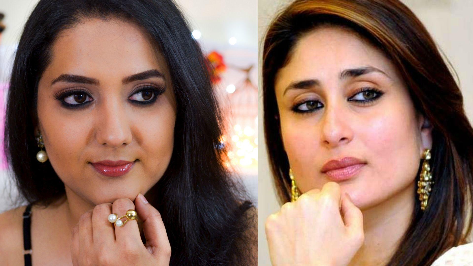 How To Apply Kajal Like Kareena Kapoor Khan Simple And Easy Way To Apply Kajal Like A Pro Kareena Kapoor Inspi Makeup Hacks Tutorials Eye Makeup How To Apply