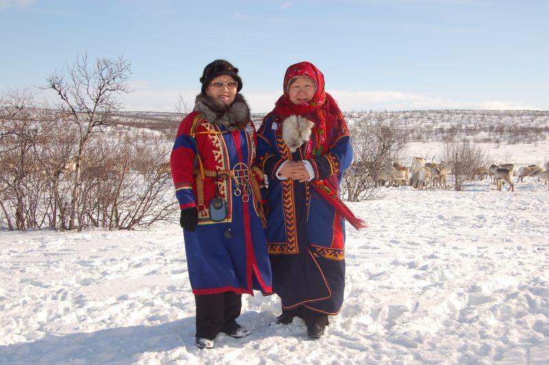 Nenets people   Yamal - Nenetsia / Jamalsko - Nienecki Okręg ...