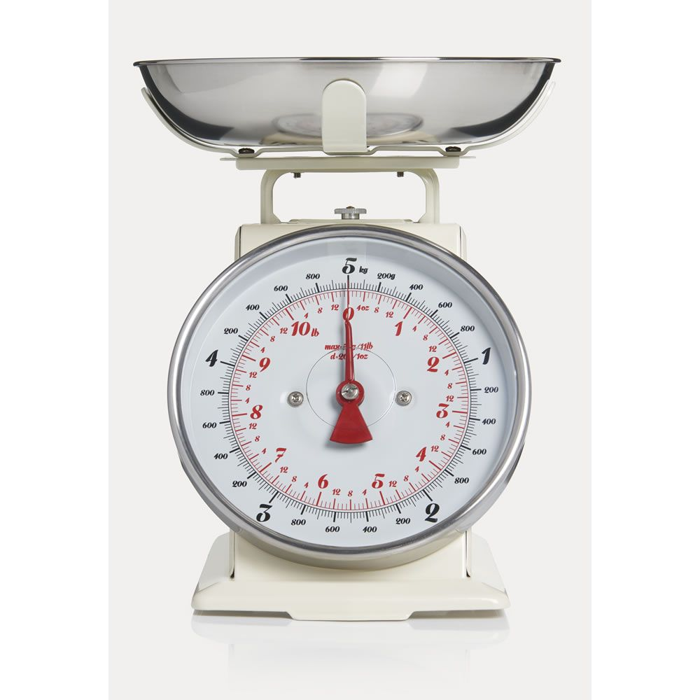 Kitchen Scales Cream 5kg | Kitchen scales, Kitchens and House