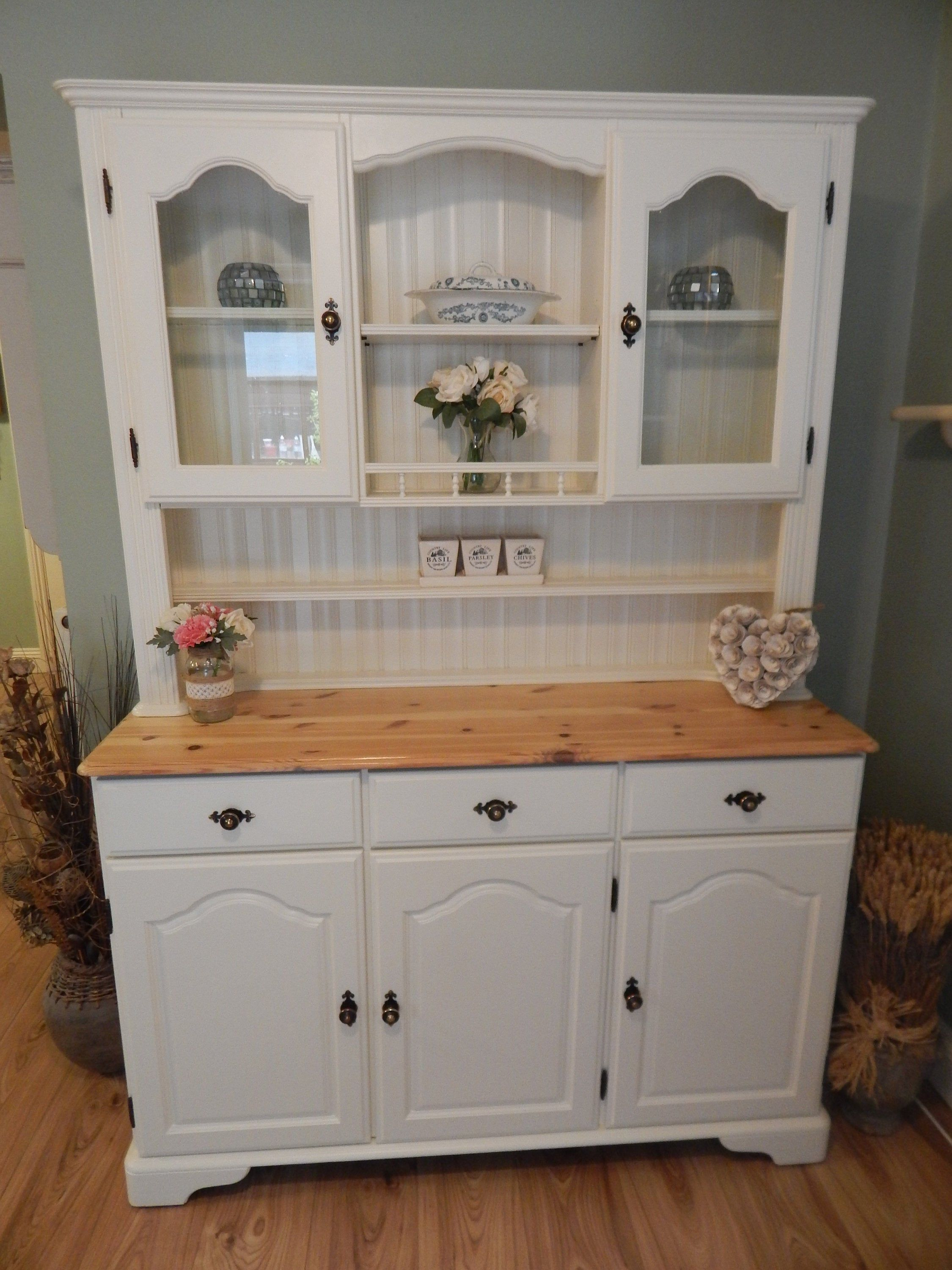 gorgeous vintage country farmhouse pine welsh dresser on country farmhouse furniture id=14624