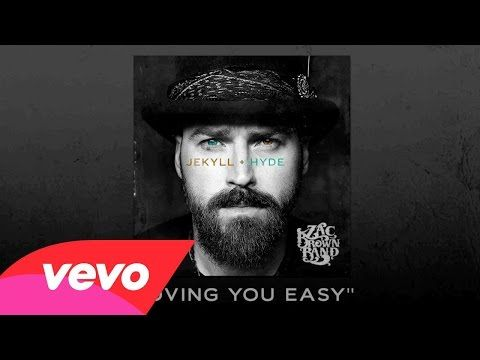 Zac Brown Band Loving You Easy Audio Youtube ️