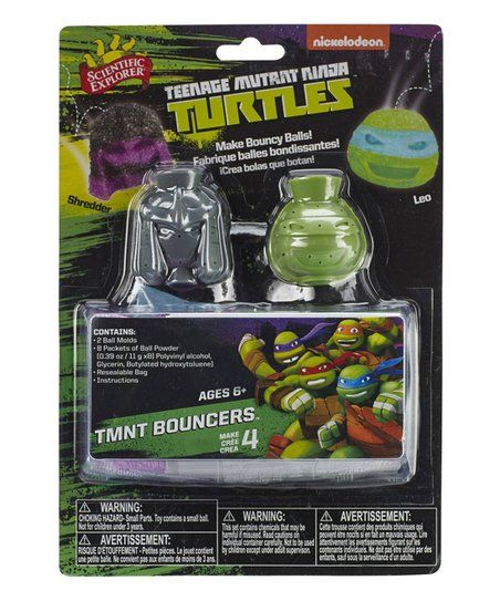 Your TMNT Fan Enjoys An Action-packed Time With These