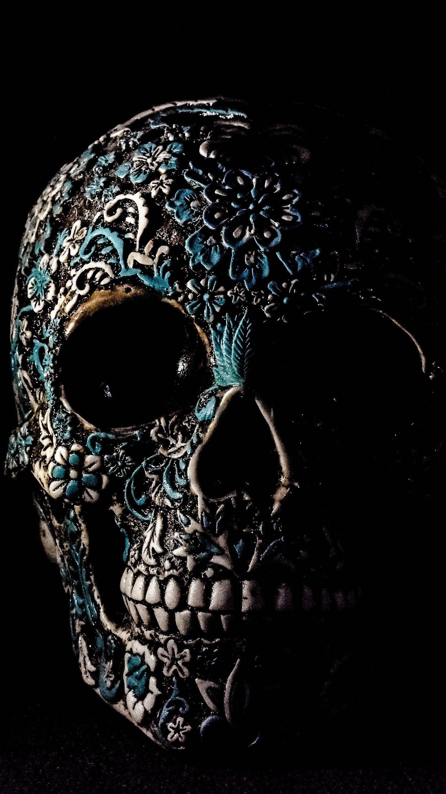 Image by Boogie Blevins on Skulls Skull, Skull wallpaper