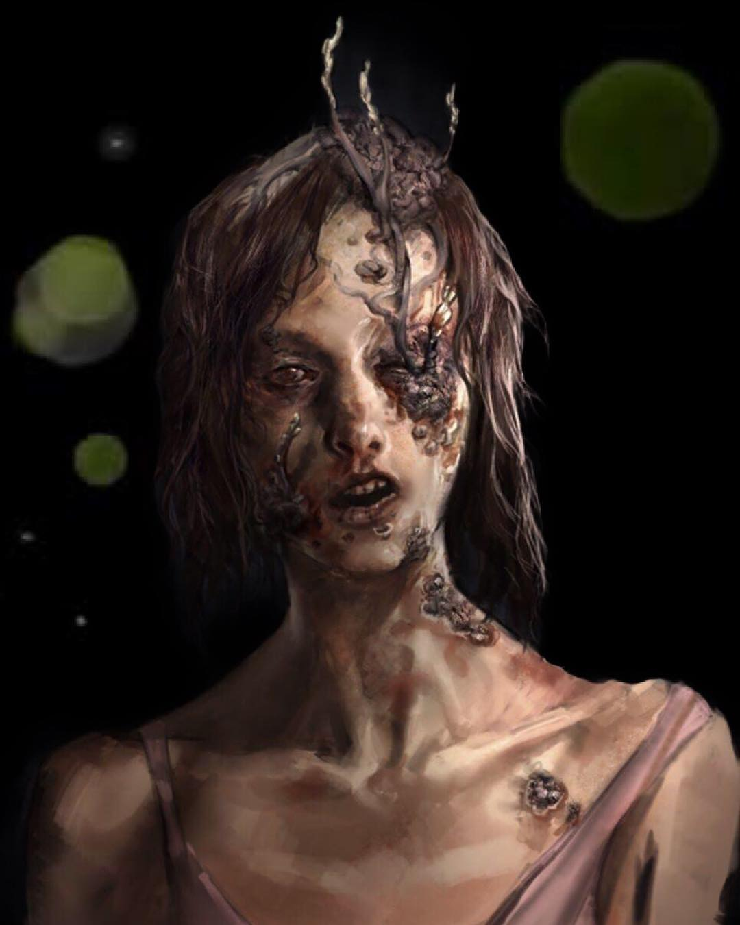 Pin by Zack ☣ on The Last of Us PS4 Zombie art