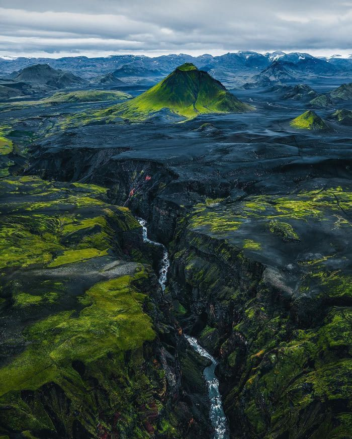 Photo of Incredible Icelandic Landscape