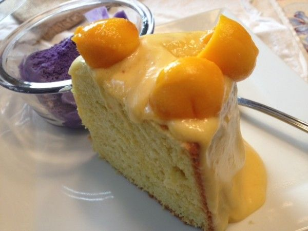 Japanese Mango Cake Recipe