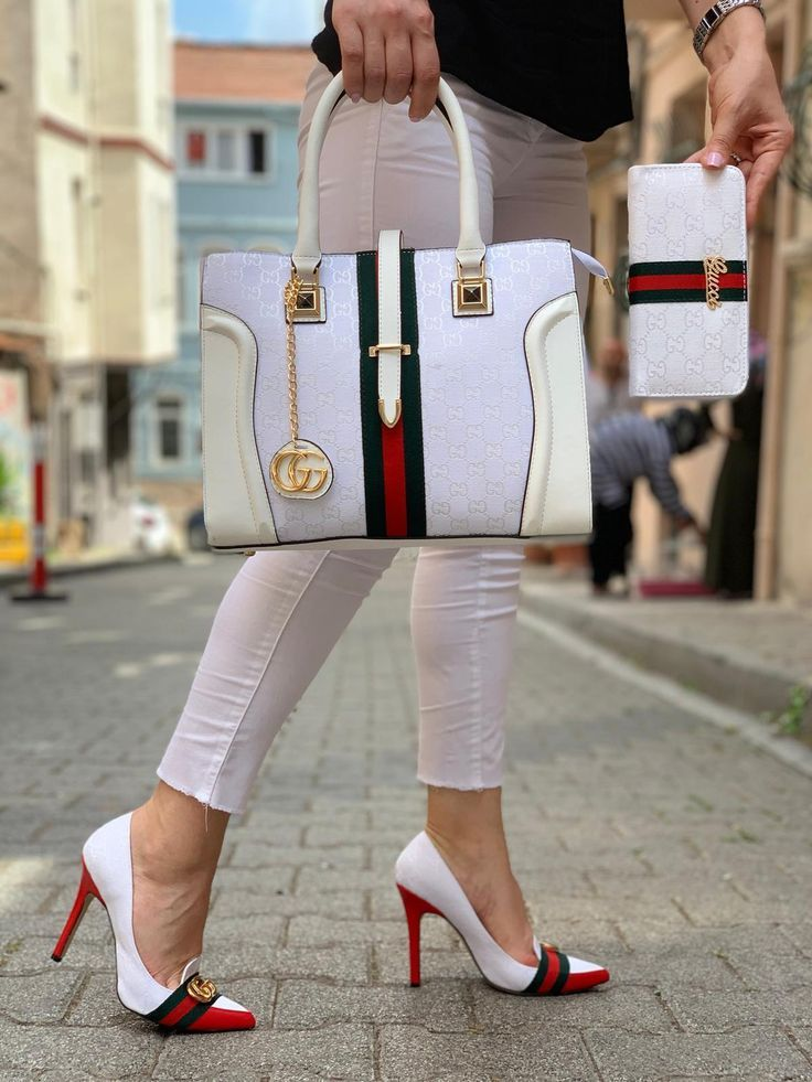Schuh  TaschenSet  PARIHIL COLLECTIONS  Gucci Collection