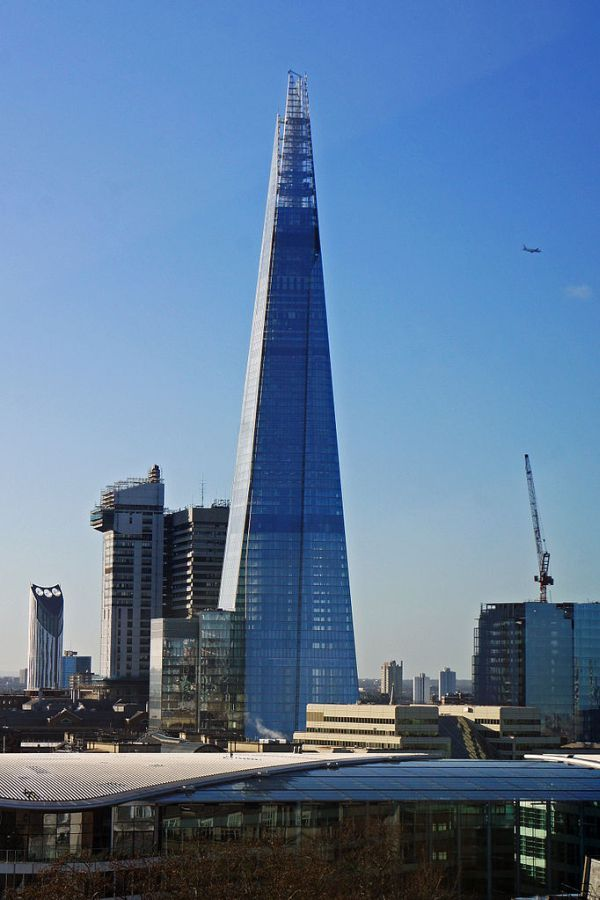 Elegant The Shard, London, Completed In 2012 Ideas