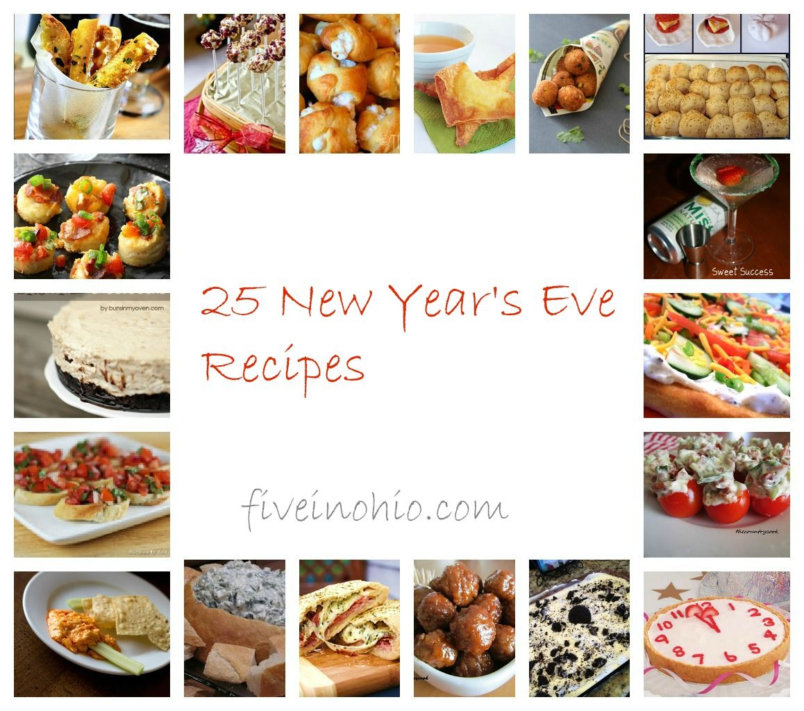 25 new years eve recipe eat drink be merry pinterest 25 new years eve recipe forumfinder Gallery