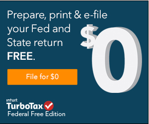 Free Turbotax File Federal And State Taxes For Free Hunt4freebies Turbotax State Tax Federation