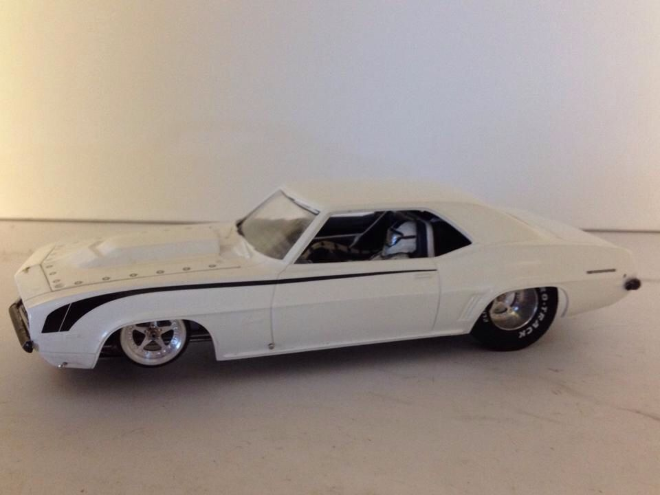 69 Outlaw Camaro Drag Slot Cars Pinterest Model Car Cars