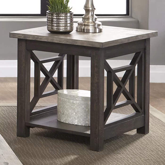 Upton Cheyney Side Table Side Table End Tables Table