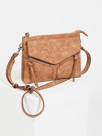 adf2e7737061 Laurie Vegan Crossbody by Violet Ray at Free People