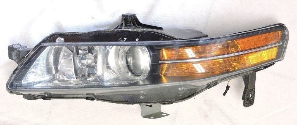 2007 2008 07 08 Acura Tl Driver Left Side Hid Lh Xenon Headlight Head Light Oem Acuraoem Outdoor Decor Decor Charcoal Grill