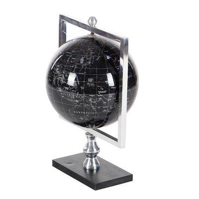 Cole Grey Globe Size 15 H X 9 W X 8 D Globe Wayfair
