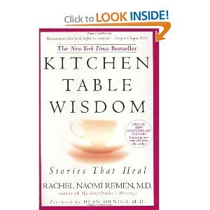 Kitchen table wisdom rachel naomi remen md this book got me kitchen table wisdom rachel naomi remen md this book got me through my dads workwithnaturefo