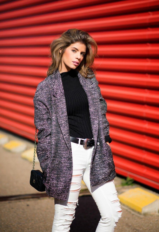 Ms Treinta - Fashion blogger - Blog de moda y tendencias by Alba.: Ripped