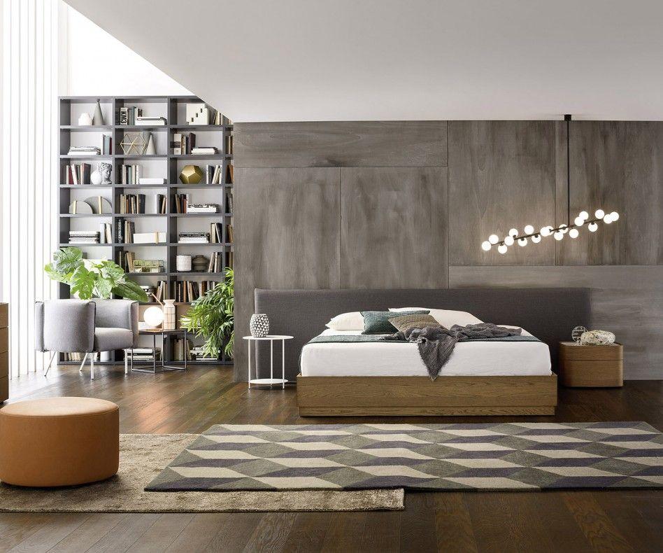 Novamobili Bett Noah Ultra Modern Interior Pinterest Bedroom