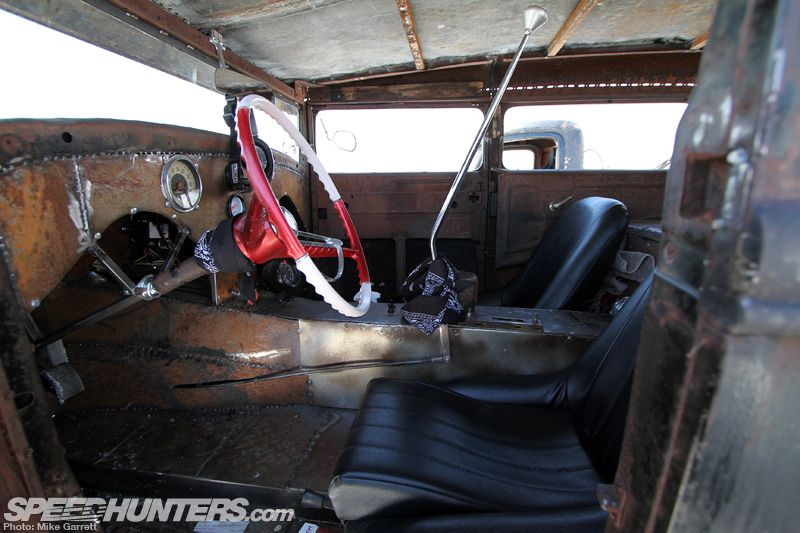 Rat Rod Interiors Rat Rod Interiors Model A Rat Rod