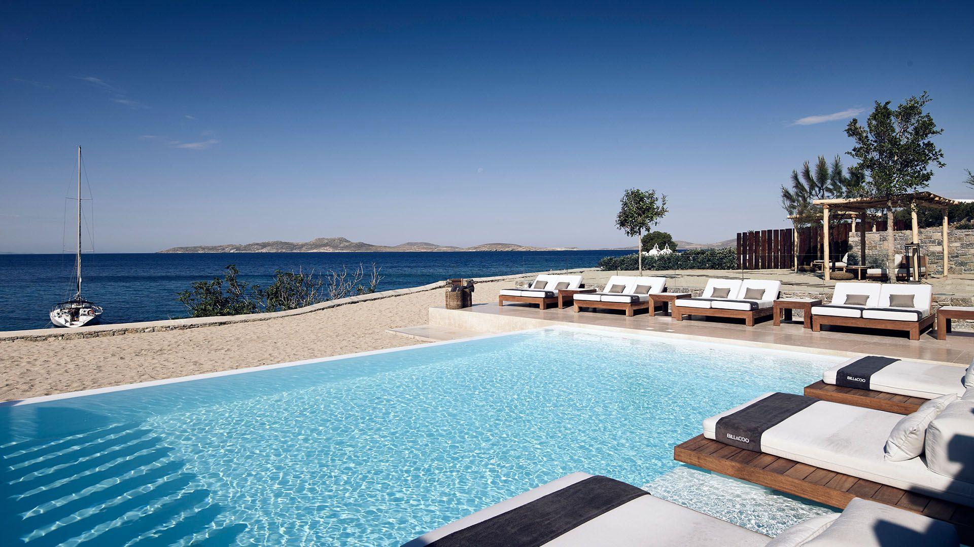 Bill Coo Mykonos Mykonos Hotels Pool Mykonos