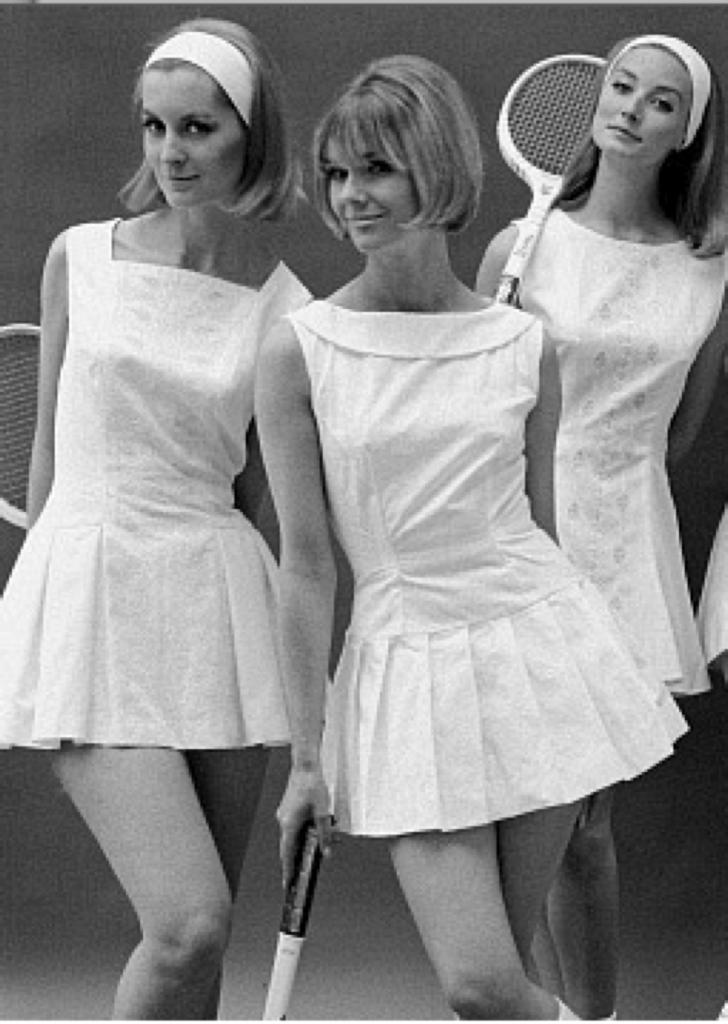 Tennis Whites Fashion Tennis Fashion Tennis Dress Vintage Tennis