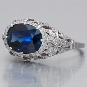 Sapphire, Diamonds