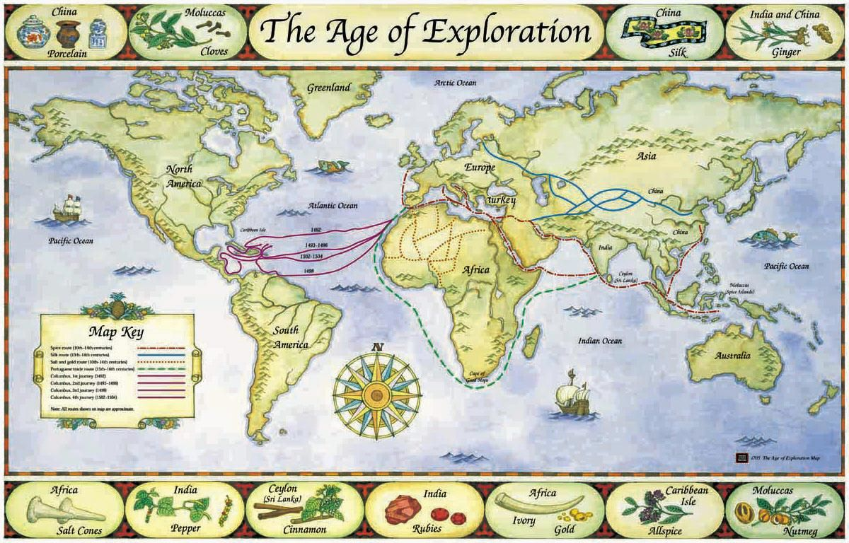 Map of the silk road SILK ROAD ENCYCLOPEDIA Silk Route Trade