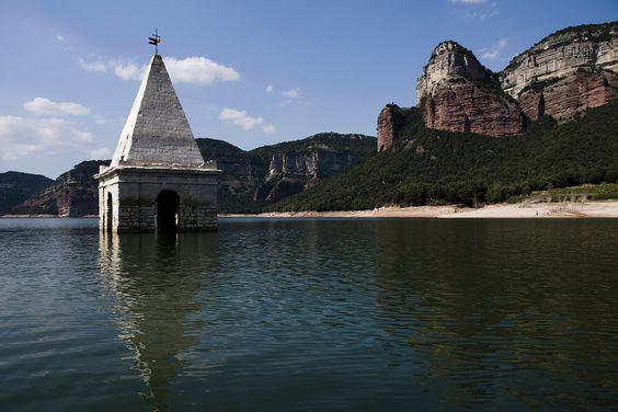 Pantà de Sau, Osona | Sau Reservoir, Osona. #Bcnmoltmes