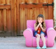 Ugly Where Chair Mini Size Free Personalization Kid