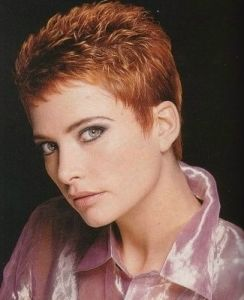 very short hairstyles for women over 50 photos  short
