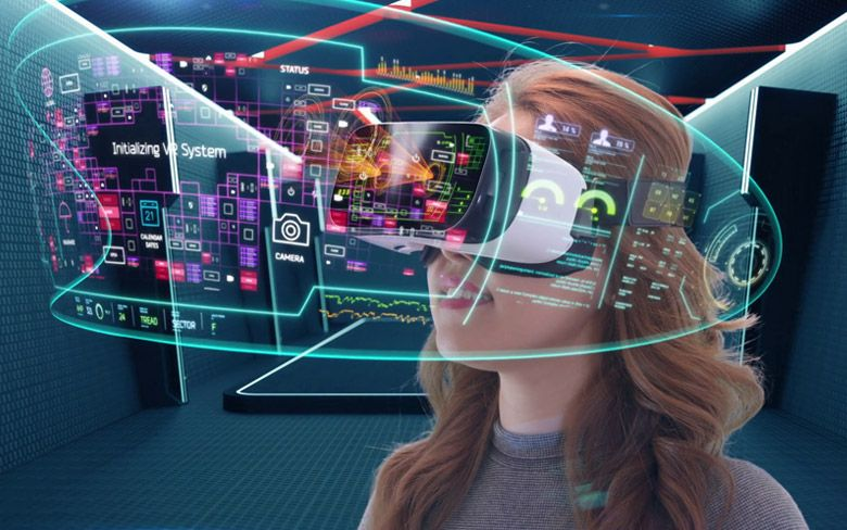 Virtual Reality-VR | Technology in 2019 | Virtual reality
