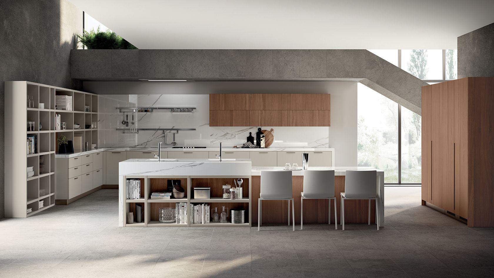 Cucina Mood | Sito ufficiale Scavolini | Cucine | Pinterest ...