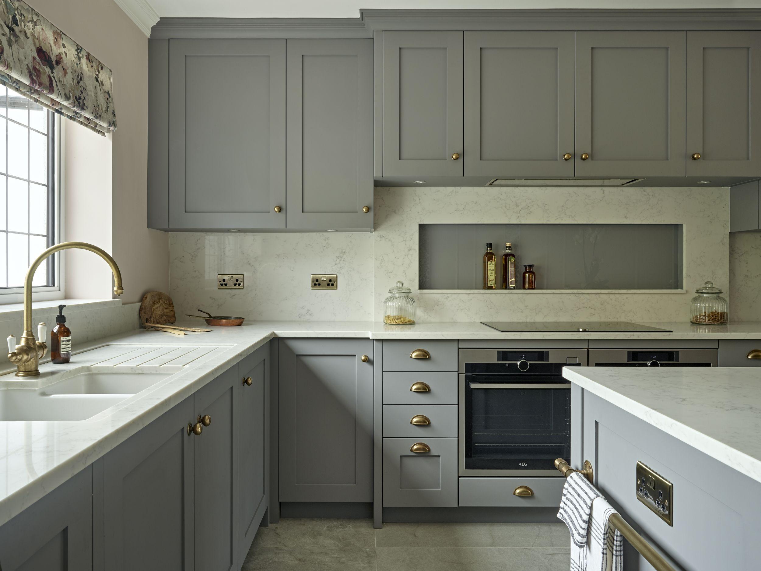Kingswood Kitchen, Surrey Bespoke Country Cottage