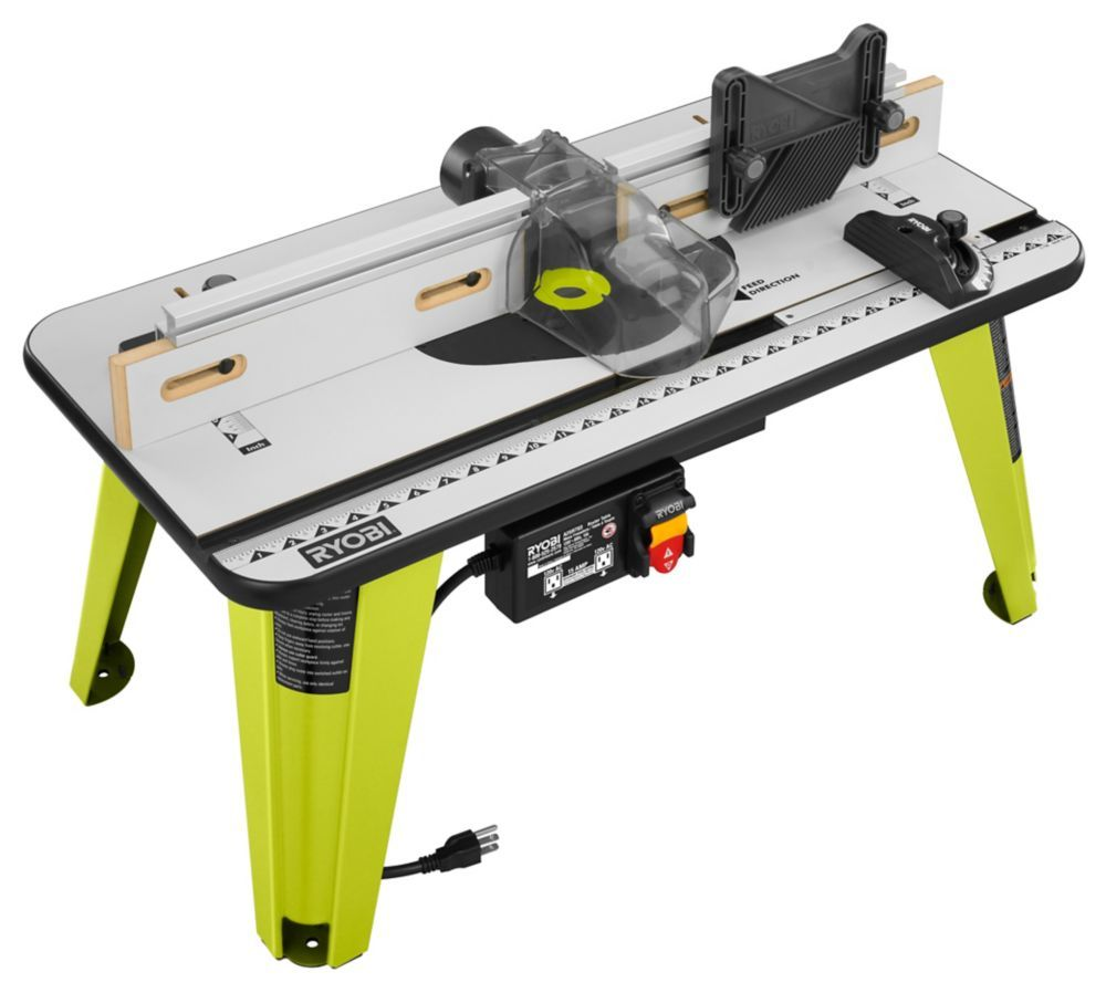 Universal Router Table Ryobi Router Table Router Woodworking