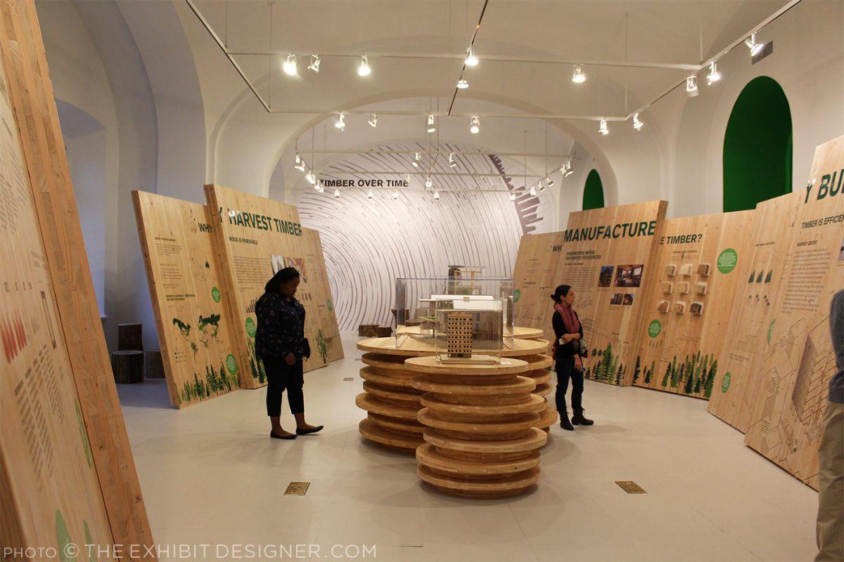 Exhibition Stand Design Guidelines : Theexhibitdesigner timbercity exhibit design