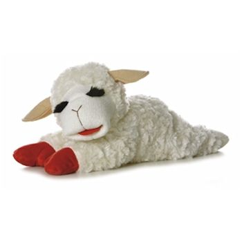 Classic Plush Lamb Chop Sheep Shari Lewis Vintage Collection By