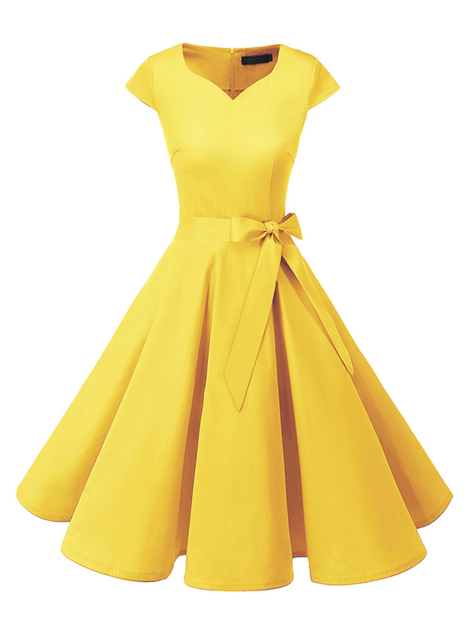Market In The Box Market In The Box Women S 50s Vintage Dress Cap Sleeve Rockabilly Swing Dress Floral Polka Dot Cocktail Dress With Belt Walmart Com In 2020 Vintage Dresses [ 2000 x 1500 Pixel ]