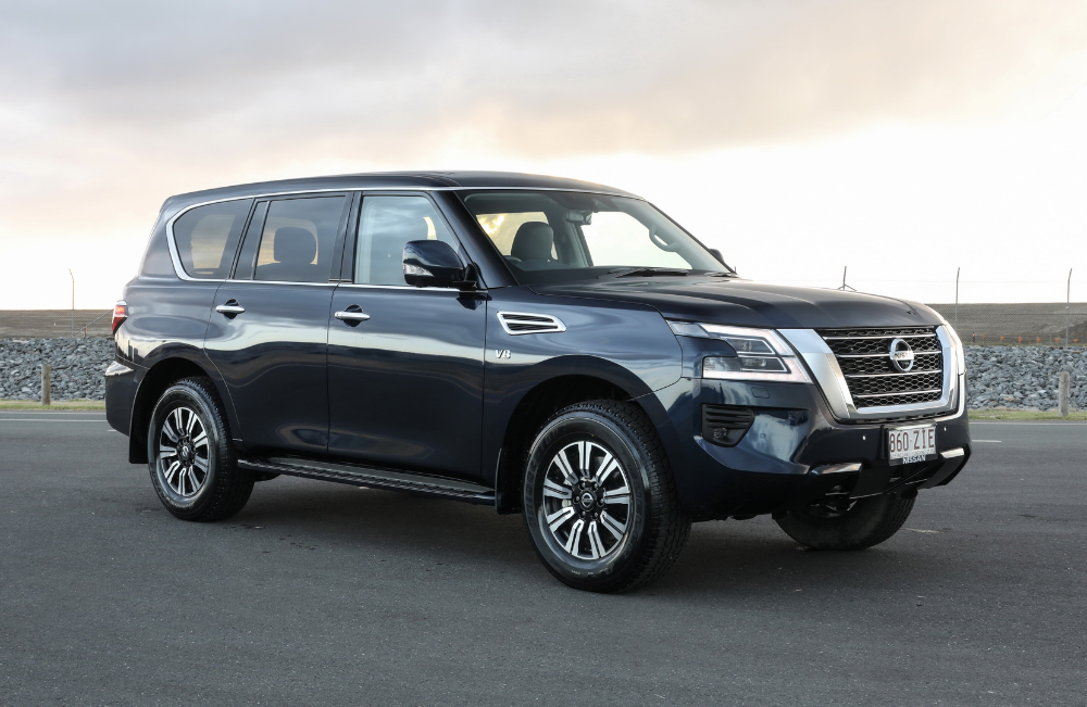 Get Your Redesigned 2020 Nissan Patrol In Australia From Au 75 990 Carscoops Nissan Patrol Nissan Nissan Infiniti