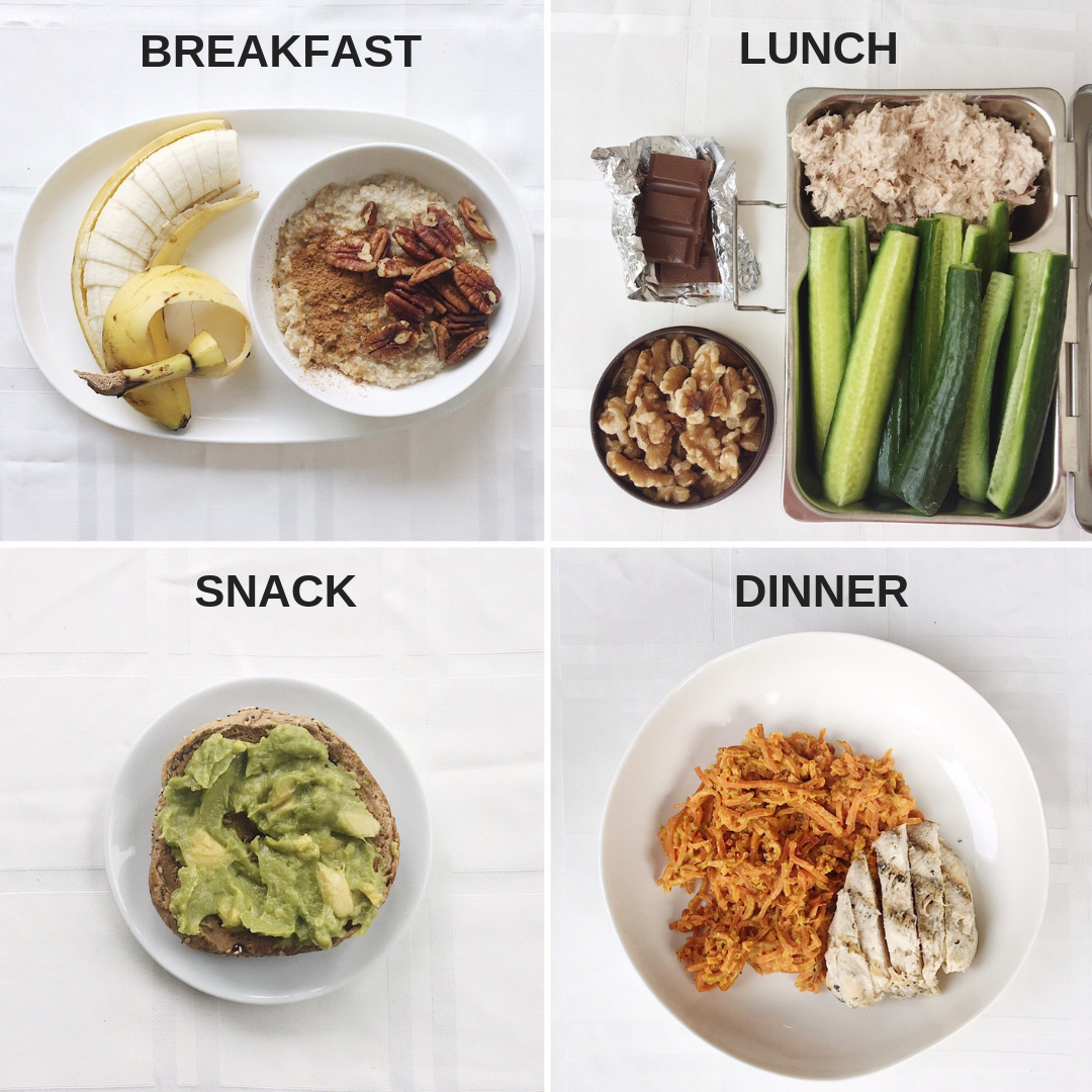 1500 Calorie Low Carb, High Protein Meal Plan With Pumpkin