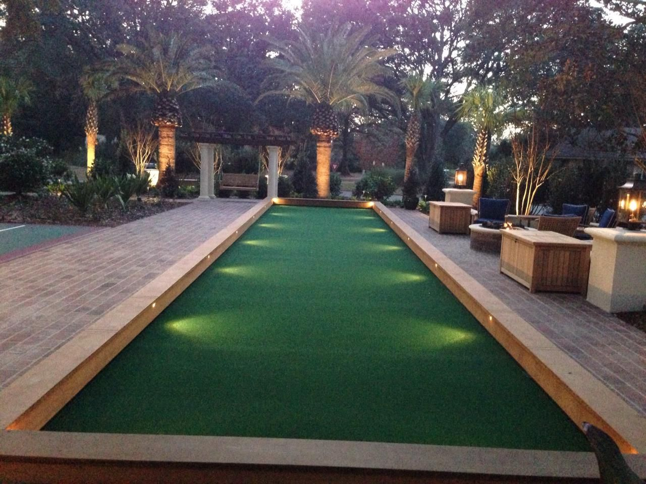 image result for build a bocce court in backyard backyard bocce